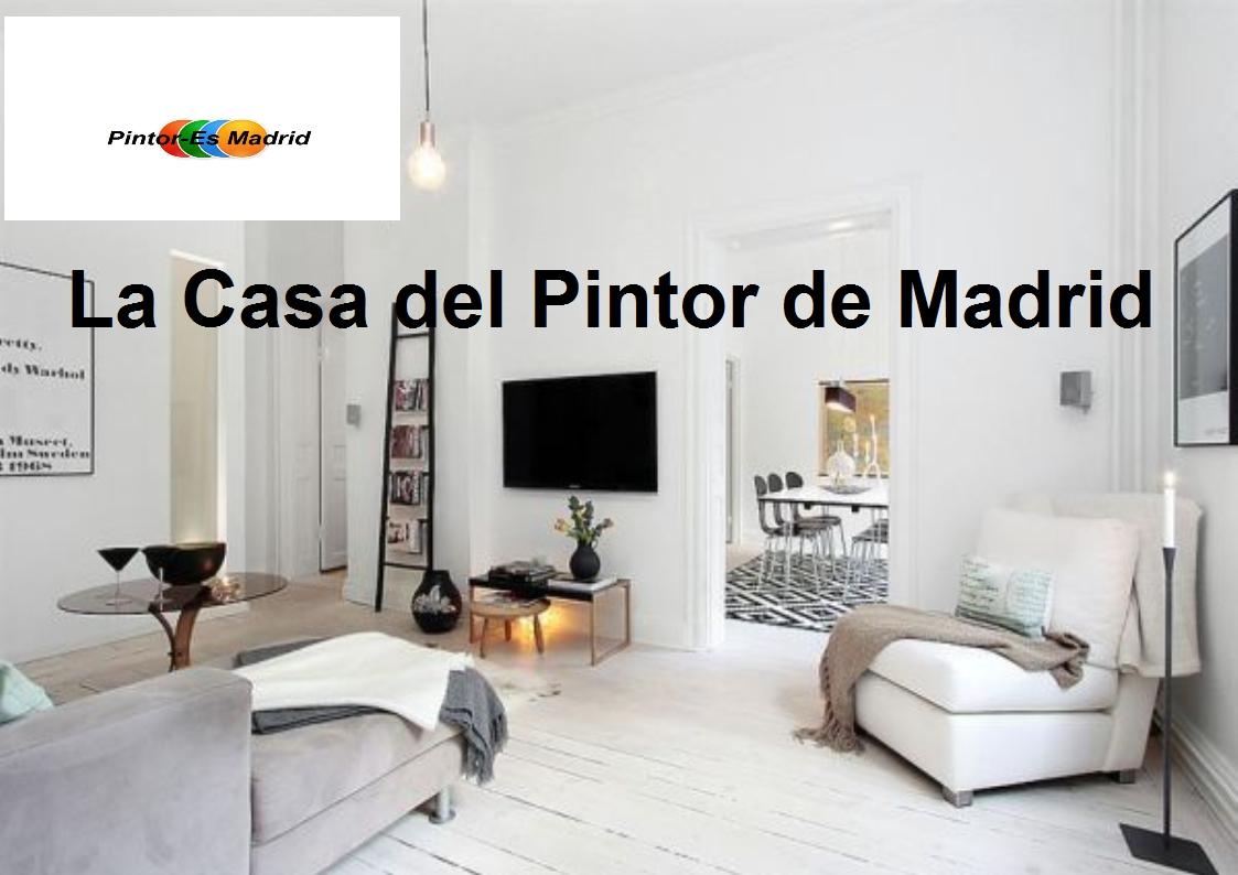Pintores madrid baratos great home trabajos pintores - Trabajos de pintor en madrid ...